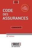 Jean Bigot - Code des assurances 2016 commenté.