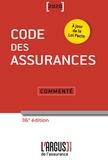 Jean Bigot - Code des assurances - Commenté.