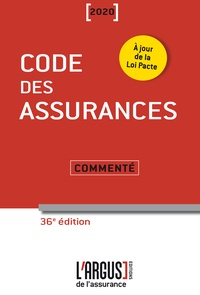 Code des assurances - Commenté.pdf