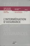 Jean Bigot et Daniel Langé - L'intermédiation d'assurance.