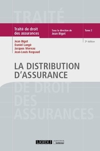 Jean Bigot - La distribution d'assurance.