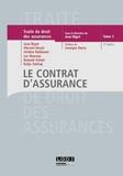 Jean Bigot - Le contrat d'assurance.
