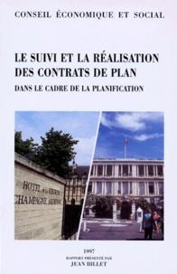 Le suivi et la réalisation des contrats de plan dans le cadre de la planification - [séance du 13 mai 1997.pdf