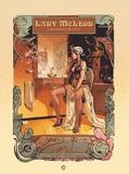 Jean-Blaise Djian et Nathaniel Legendre - Lady McLeod Tome 1 : L'inconnue de Java.