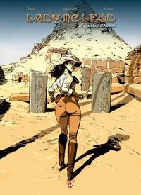 Jean-Blaise Djian et Nathaniel Legendre - Lady McLeod Tome 2 : Le tombeau d'Abusir.