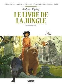 Jean-Blaise Djian et  TieKo - Le livre de la jungle.
