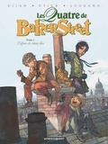 Jean-Blaise Djian et Olivier Legrand - Les Quatre de Baker Street Tome 1 : L'Affaire du rideau bleu - Avec une mini silhouette offerte.