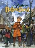 Jean-Blaise Djian et Olivier Legrand - Les Quatre de Baker Street Tome 2 : Le dossier Raboukine.
