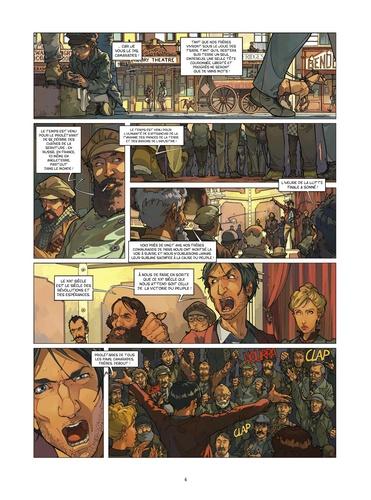 Les Quatre de Baker Street Tome 2 Le dossier Raboukine