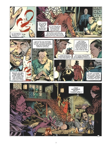 Les Quatre de Baker Street Tome 8 Les Maîtres de Limehouse