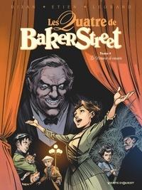 Jean-Blaise Djian et Olivier Legrand - Les Quatre de Baker Street Tome 9 : Le dresseur de canaris.