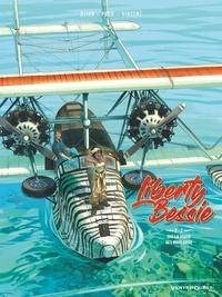 Jean-Blaise Djian et Pierre-Roland Saint-Dizier - Liberty Bessie Tome 2 : Sur la trace des Maylaros.