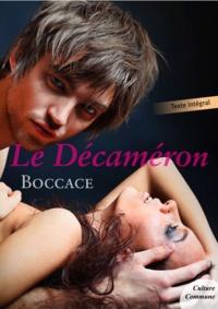 Jean Boccace - Le Décaméron.