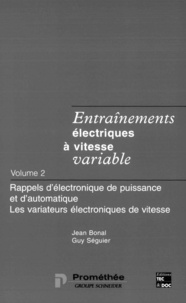 Jean Bonal et Guy Séguier - .