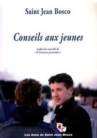 Jean Bosco - Conseils aux jeunes.