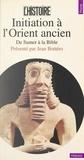 Jean Bottéro et  Collectif - .