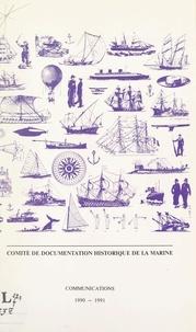 Jean Boudriot et Jean Ducros - Communications 1990-1991.