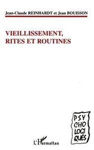 Jean Bouisson et Jean-Claude Reinhardt - .
