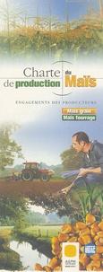 Jean Boulon - Charte de production du Maïs - Maïs grain, Maïs fourrage, Compatble avec les objectifs de l'agriculture raisonnée.