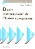 Jean Boulouis - .
