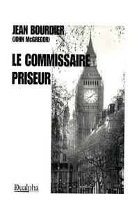 Jean Bourdier - Le Commissaire-priseur.