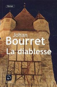 Jean Bourret - La diablesse.