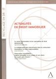 Jean Bourtembourg - Actualités de droit immobilier.