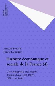 Jean Bouvier - Hist eco.soc.fran. 1950-1980 t.4 v.3.
