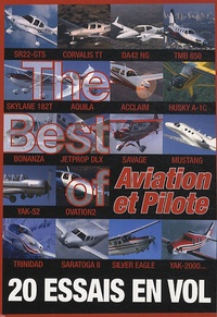 Jean Boyé et Jacques Callies - The best of Aviation et Pilote - 20 essais en vol.