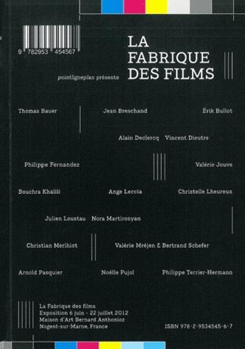 Jean Breschand - La Fabrique des films.