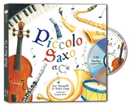 Jean Broussole - Piccolo, Saxo et Cie. 1 CD audio