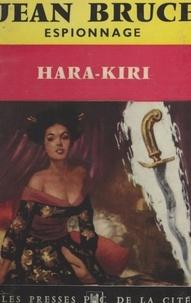 Jean Bruce - Hara-Kiri.