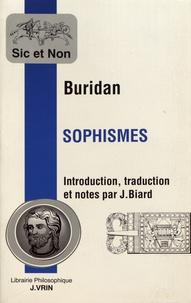 Jean Buridan - Sophismes.