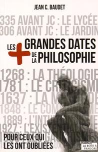 Les plus grandes dates de la philosophie.pdf