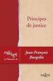 Jean Cabannes - Principes de justice - Mélanges en l'honneur de Jean-François Burgelin.