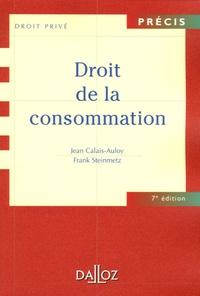 Jean Calais-Auloy et Frank Steinmetz - Droit de la consommation.