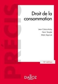 Droit de la consommation - Jean Calais-Auloy pdf epub