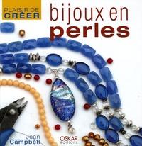 Jean Campbell - Bijoux en perles.