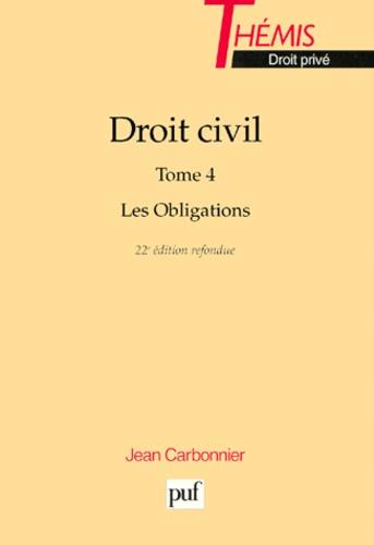Jean Carbonnier - .