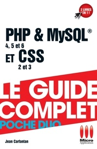 Jean Carfantan - Php et Mysql et Css.