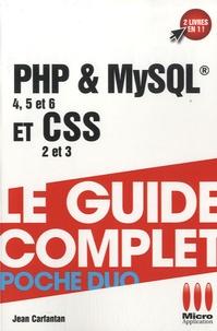 Jean Carfantan - PHP & MySQL & CSS.
