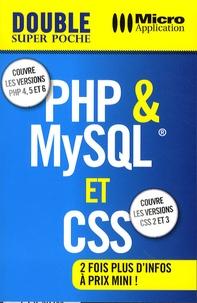 Jean Carfantan - PHP & MySQL et CSS.