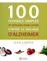 Ucareoutplacement.be 100 conseils simples et efficaces pour lutter contre la maladie d'Alzheimer Image