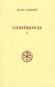 Jean Cassien - Conférences - Tome 1, I-VII, édition bilingue français-latin.