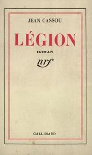 Jean Cassou - Légion.