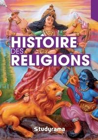 Jean Castarède - Histoire des religions.