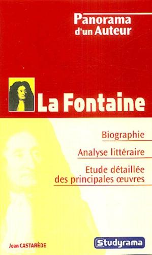 Jean Castarède - La Fontaine.