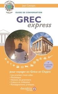 Jean Catsiapis - Grec express.