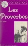 Jean Cauvin - Les proverbes.