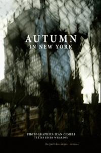 Jean Céméli - Autumn in New York. 1 CD audio